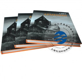 China Hardcover Hardback Hardbound Book Printing And Binding Services