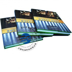 China Cheap High Quality Hardcover Hardback Hardbound Book Printing And Binding Company