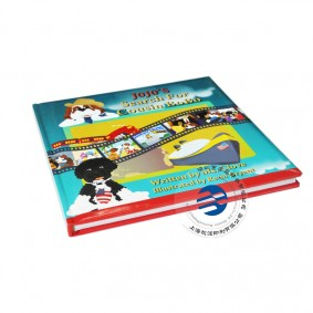 Custom Corloring Children's Books Printing Company China