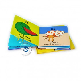 Custom Thick Cardboard Board Book Printing And Binding Service